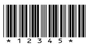 Code-barre Code 39